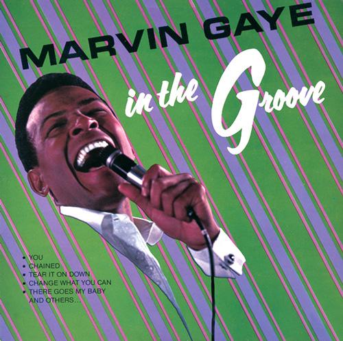 Marvin Gaye ÔÇÄÔÇô In The Groove – LP