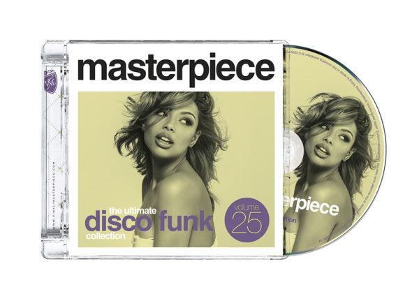 Masterpiece Vol. 25 Ultimate Disco Funk Collection