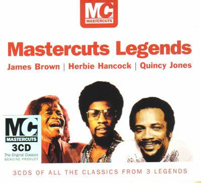 Mastercuts Legends – J. Brown