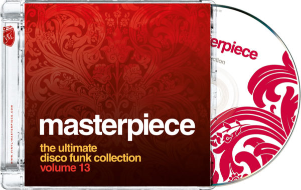 Masterpiece Vol. 13 – The ultimate disco funk collection