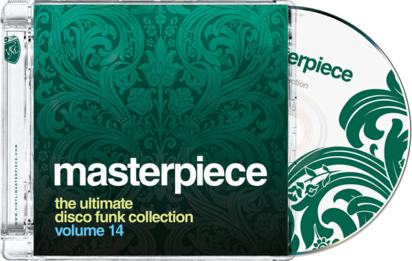Masterpiece Vol. 14 – The ultimate disco funk collection