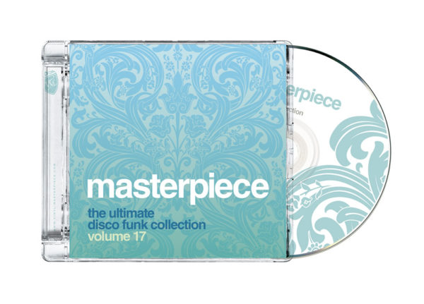 Masterpiece Vol. 17 – The ultimate disco funk collection