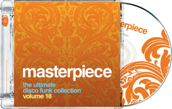 Masterpiece Vol. 18 – The ultimate disco funk collection