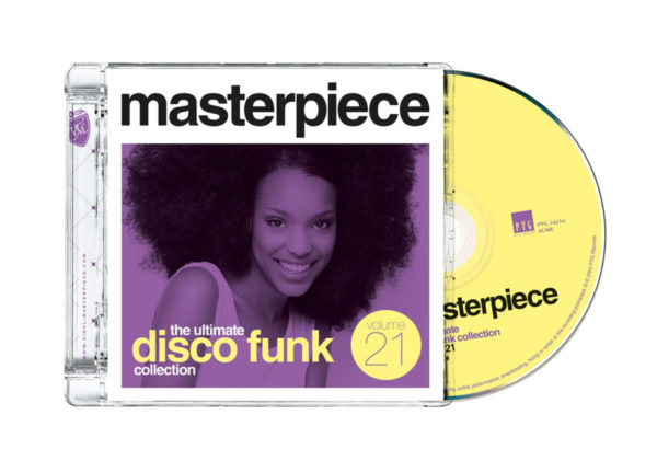 Masterpiece Vol. 21 – The ultimate disco funk collection