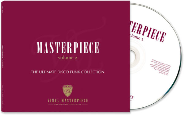 Masterpiece Vol. 02 – The ultimate disco funk collection