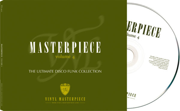 Masterpiece Vol. 04 – The ultimate disco funk collection