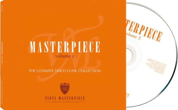 Masterpiece Vol. 05 – The ultimate disco funk collection