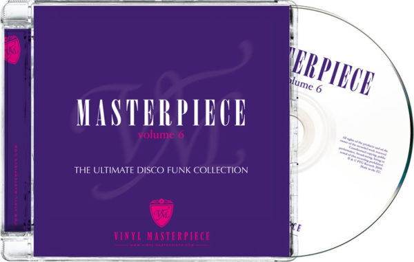 Masterpiece Vol. 06 – The ultimate disco funk collection