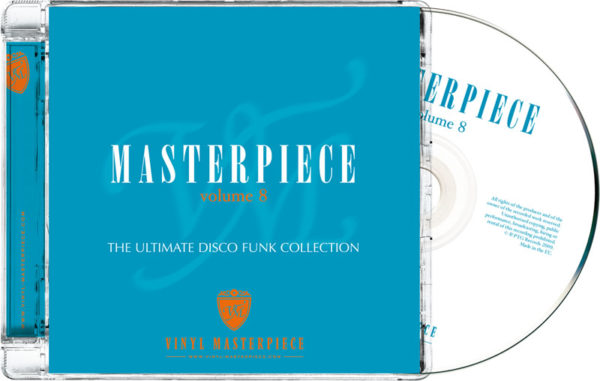 Masterpiece Vol. 08 – The ultimate disco funk collection