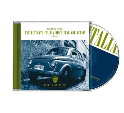 Italian Disco Funk Collection vol. I (PTG CD)