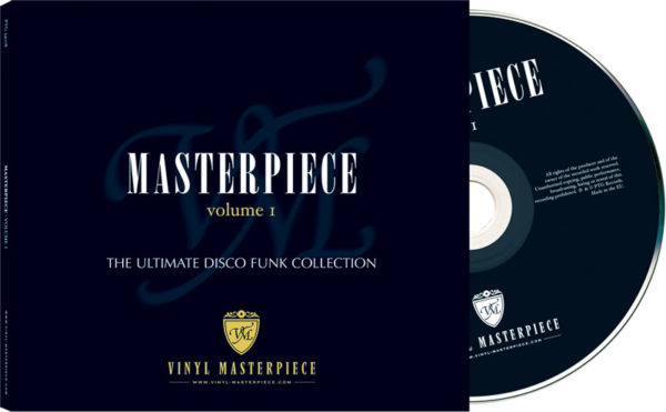 Masterpiece Vol. 01 – The ultimate disco funk collection