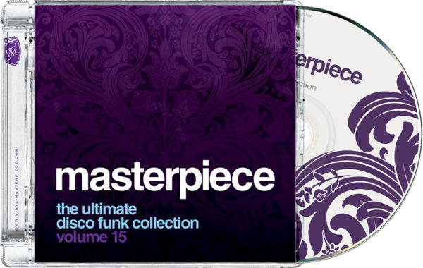 Masterpiece Vol. 15 – The ultimate disco funk collection