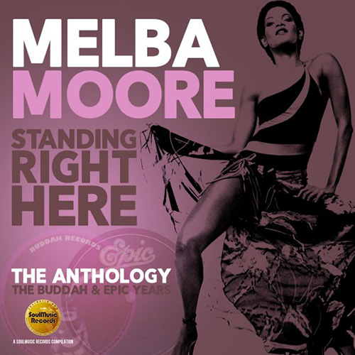 Melba Moore – Standing Right Here – The Anthology