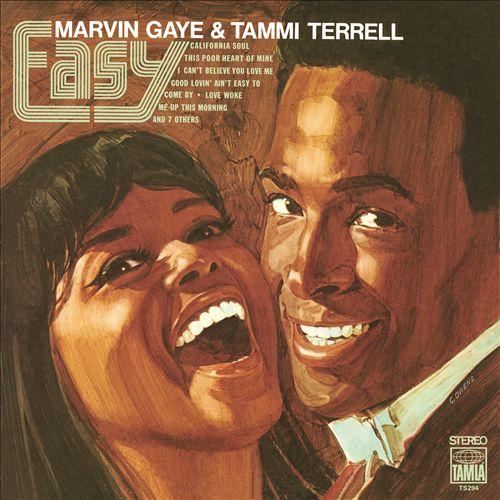 Marvin Gaye & Tammi Terrell – Easy LP