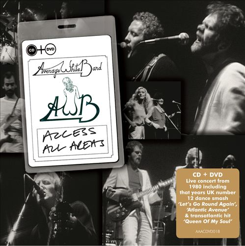 Average White Band – Access All Areas CD+DVD