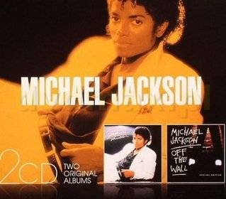 Michael Jackson – Off The Wall / Thriller (2CD)