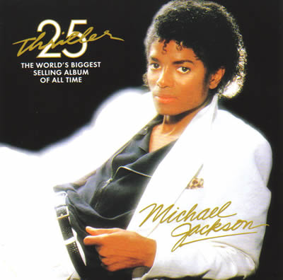 Michael Jackson – 25th Anniversary of Thriller (CD)