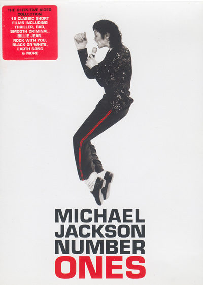 Michael Jackson – Number Ones (DVD)*