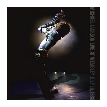 Michael Jackson – Live At Wembley 1988 (DVD)