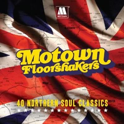 Motown Floorshakers – 40 Northern Soul Classics (2CD)