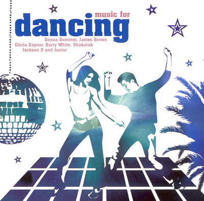 Music For Dancing – Various artists (CD)