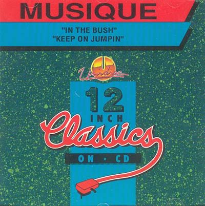 Musique – In The Bush / Keep On Jumpin (CD)