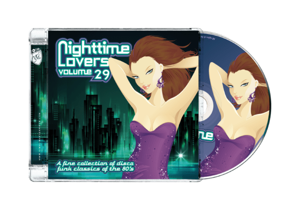 Nighttime Lovers Volume 29