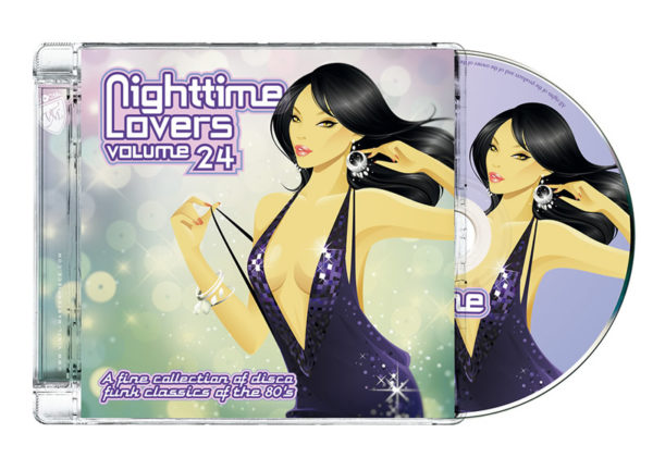 Nighttime Lovers volume 24