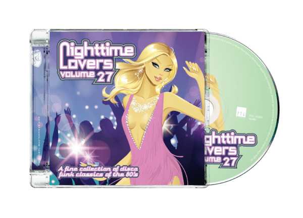 Nighttime Lovers Volume 27