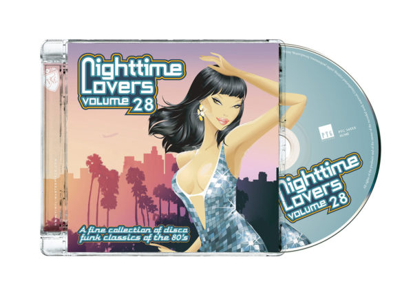 Nighttime Lovers Volume 28