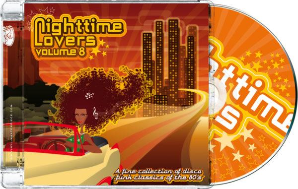 Nighttime Lovers Volume 08
