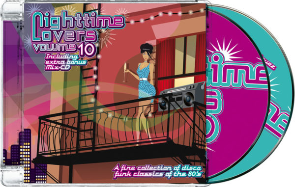 Nighttime Lovers Volume 10