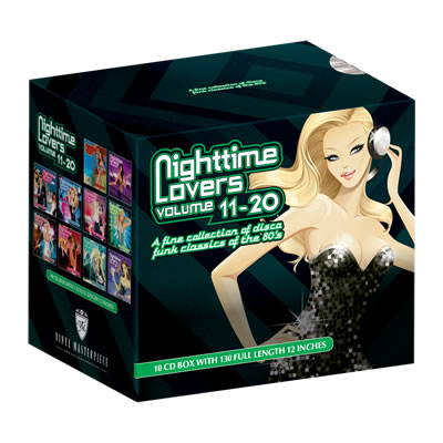Nighttime Lovers Collectors Box Volume 11 – 20