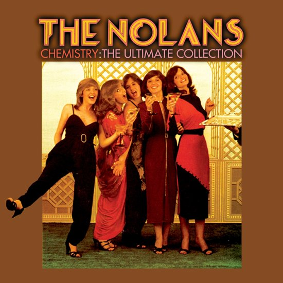 The Nolans – Chemistry The Ultimate Collection (CD + DVD)
