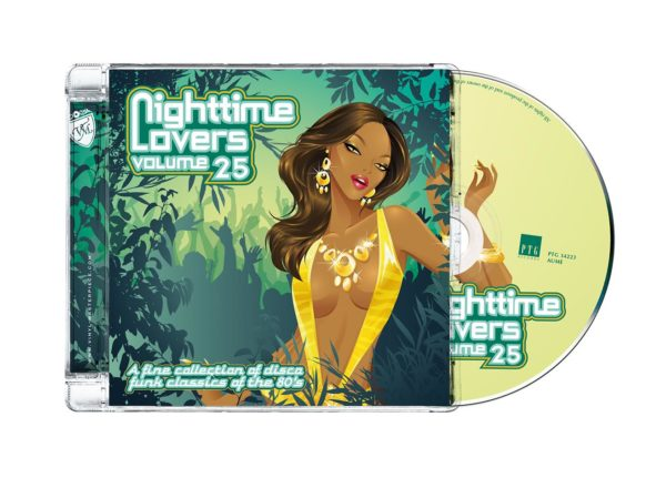 Nighttime Lovers volume 25