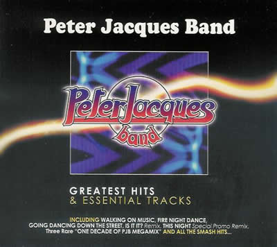 Peter Jacques Band – Greatest & Essential (2CD)