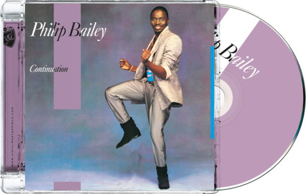 Philip Bailey – Continuation (PTG CD)
