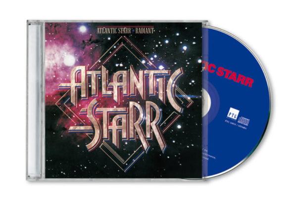 Atlantic Starr – Radiant (PTG CD)
