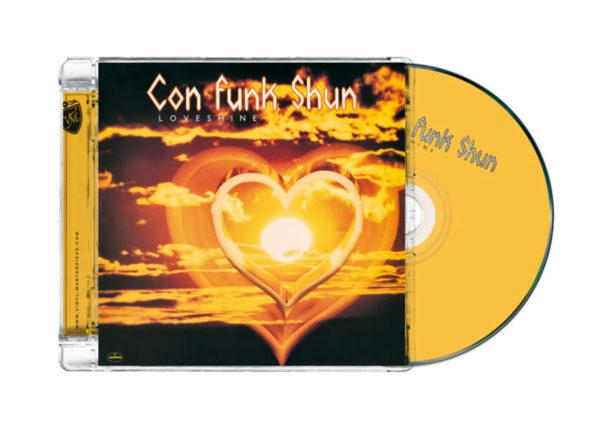 Con Funk Shun – Loveshine (PTG CD)