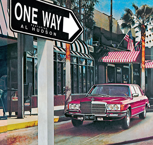 One Way – One Way feat. Al Hudson (PTG CD)