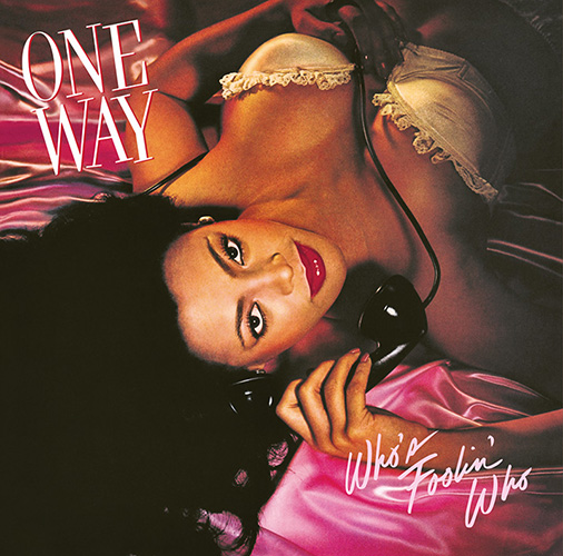 One Way – Who's Fooling Who (PTG CD)