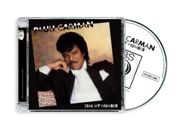 Pauli Carman – Dial my number