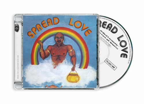 Michael Orr and Carey Harris – Spread Love
