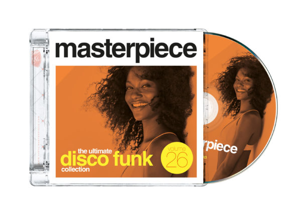 Masterpiece Vol. 26 Ultimate Disco Funk Collection