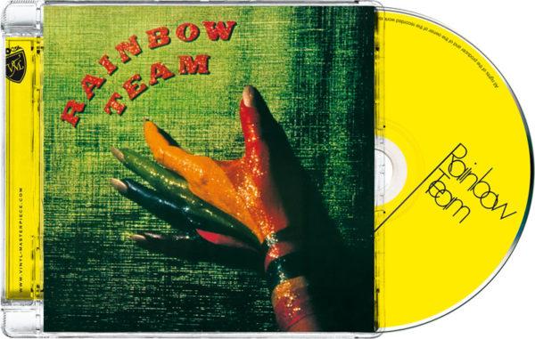 Rainbow Team – Rainbow Team (PTG CD)