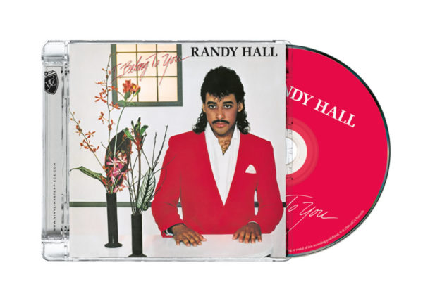 Randy Hall – Belong To You (PTG CD)