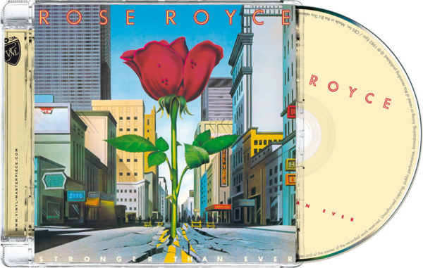 Rose Royce – Stronger Than Ever (PTG CD)