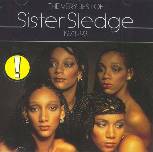Sister Sledge – The Very Best Of 1973 – 1993 (CD)