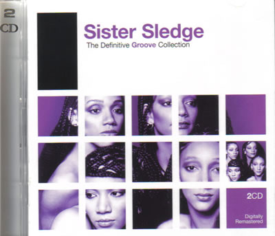 Sister Sledge – The Definitive Groove Collection (2CD)