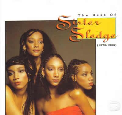 Sister Sledge – The best of 1973-1985 (CD)